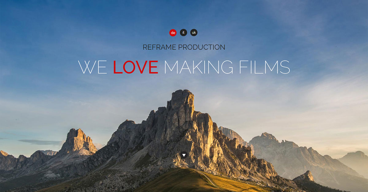 südtirol film production