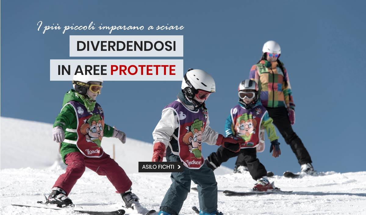 Ski school ladurns